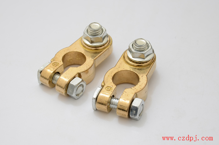 铸造式纯铜电瓶夹