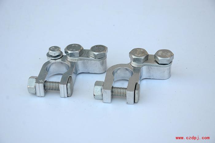 铝镁合金电瓶夹-002