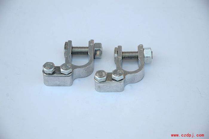 镁铝合金电瓶夹-006