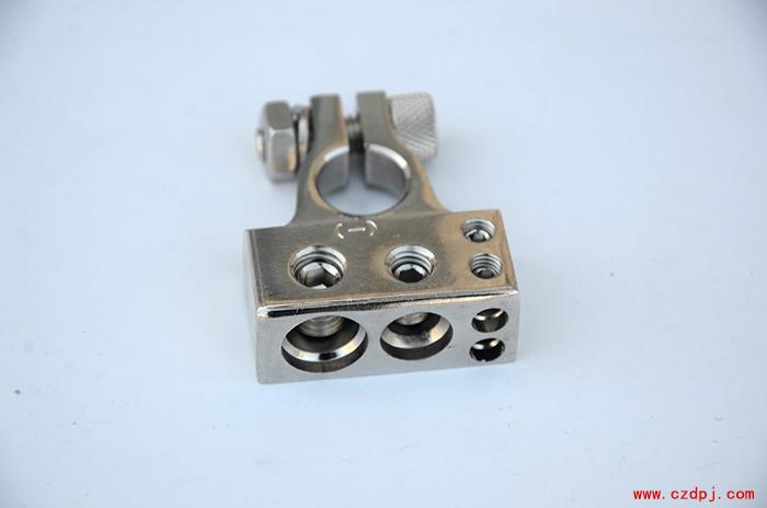 黄铜电瓶夹(多接口型)